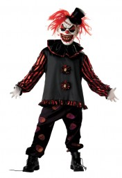 Carver The Clown Child 10-12